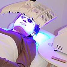 光治療フォトリバイブ(青い光)